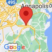 Map of UPPER MARLBORO MD US