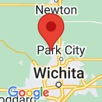 Map of Valley Center, KS