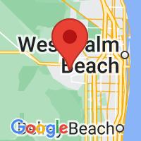 Map of Wellington FL US