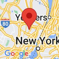 Map of Wood ridge NJ US