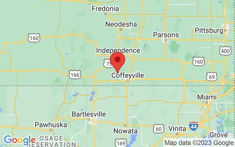 Map of Wunumin Lake, ON US