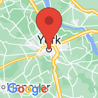 Map of YORK PA US